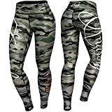 Anarchy Apparel Leggings, Commando, Fitness Pants, Hosen, Gym, Running