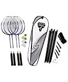 Badminton 4-Fighter Set