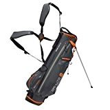 "Big Max Golfbag ""Standbag Dri Lite 7"" orange (506) 0"