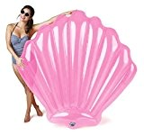 BigMouth Inc Riesiger Seashell Pool Float