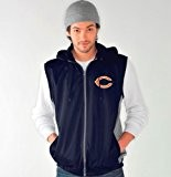 Chicago Bears NFL Game Day Performance Hooded Vest Jacket