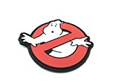 Ghostbusters PVC Airsoft Paintball Klett Emblem Abzeichen
