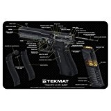 Glock Handgun Pistol Gun Cleaning Mat - Brand New Cut Away design