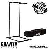 Gravity Fitness Tragbares Körpergewicht & Pull up Rack