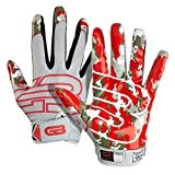 "Grip Boost Stealth ""Pro Elite"" American Football Receiver Handschuhe"