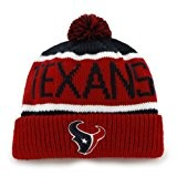 Houston Texans 47 Brand NFL Calgary Cuffed Knit Hat