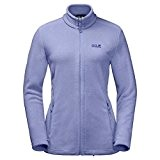 JACK WOLFSKIN Damen Fleecejacke MOONRISE JACKET WOMEN, lavender, M, 1703881-1133003