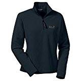Jack Wolfskin GECKO WOMEN - Fleece Damen [shadow black]
