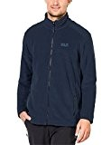 Jack Wolfskin Herren Midnight Moon Men Fleecejacke