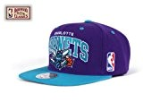 Mitchell & Ness Charlotte Hornets Team Arch Snapback NBA Cap