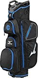 Mizuno Elite Cart Bag black black