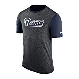 Nike NFL Los Angeles Rams Color Dip Dri-Fit T-Shirt