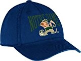 Notre Dame Fighting Irish Adidas Vault Logo Slouch Adjustable Hat