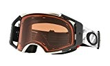 Oakley Airbrake MX Matte White Speed / Prizm Bronze