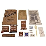 """Original US Army Food MRE Ready-to-Eat BW Notration Menü: 5 """"Cheese Tortellini"""""""