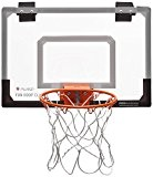 Pure2Improve Uni Klassik Indoor-Basketballkorb, Transparent, 46 x 30 cm