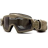 Smith Optics Goggle OTW TURBO TAN Clear Grey