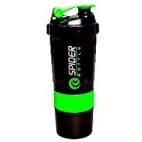 Spider Bottle Mini 2 Go 500ml Black/Neon Green