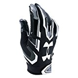Under Armour F5 American Football Handschuhe - Royal 400