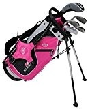 US Kids 2017 Golf Ultra Light, 5 Club Ständer Golf Set mit Bag (121,9 cm Höhe)