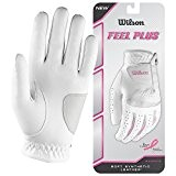 Wilson Staff Damen Feel Plus Llh Golf Handschuh